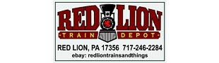 Red Lion Trains and Things