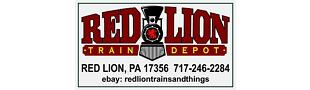 Red Lion Train Depot