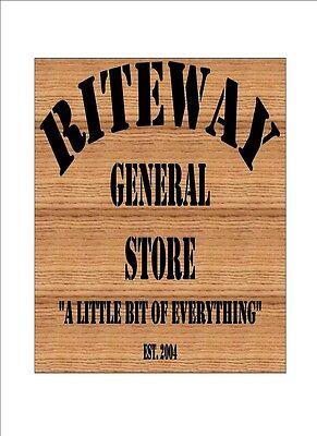 Riteway General Store