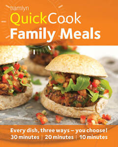 Hamlyn-QuickCook-Family-Meals-by-Emma-Jane-Frost-Paperback-2012