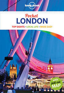 Lonely Planet Pocket London (Travel Guide), Harper, Lonely Planet, Very Good Boo
