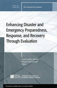 Enhancing Disaster and Emergency Preparedness, Response, and Recovery Through Ev