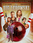 The Big Lebowski (Blu-ray Disc, 2011, WS; Limited Edition; DigiBook)