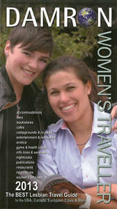 Damron-Womens-Traveller-Gina-M-Gatta-Used-Good-Book