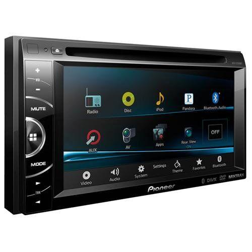 Pioneer AVH-X2500BT 2-DIN Multimedia DVD Receiver
