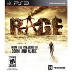 Rage: Anarchy Edition  (Sony Playstation 3, 2011) (2011)