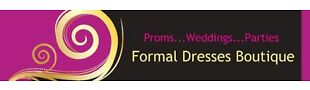 FORMAL DRESSES BOUTIQUE