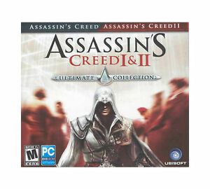 Assassin's Creed I & II: Ultimate Collec...