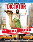 The Dictator (Blu-ray/DVD, 2012, 2-Disc Set, Includes Digital Copy; UltraViolet)