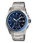 Casio Oceanus Titanium Case Quartz (Solar Powered) Wristwatches