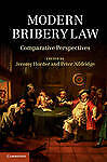 NEW Modern Bribery Law: Comparative Perspectives