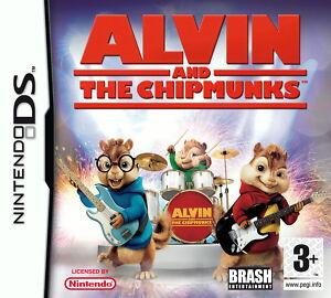 Alvin und die Chipmunks -DER KINOFILM- KOMPLETT MIT BESCHREIBUNG