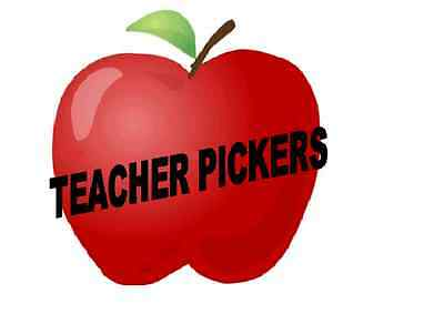 TEACHER PICKERS