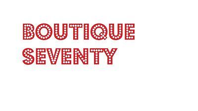 BOUTIQUE SEVENTY