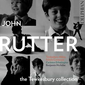 JOHN RUTTER: THE TEWKESBURY COLLECTION NEW CD