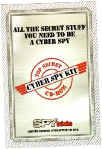 Spy Kids Cyber Spy Kit (PC)S