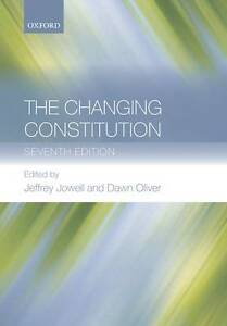 The Changing Constitution-ExLibrary