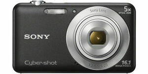 Sony-Cyber-shot-DSC-W710-B-16-1MP-Digital-Camera-5x-Optical-Zoom-Black
