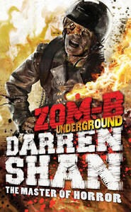 ZOM-B Underground, Shan, Darren, New condition, Book