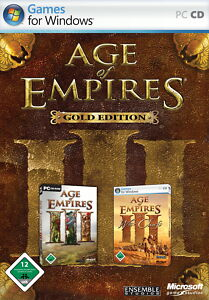 Age Of Empires III - Gold Edition (PC) - <span itemprop='availableAtOrFrom'>Leibnitz, Österreich</span> - Age Of Empires III - Gold Edition (PC) - Leibnitz, Österreich