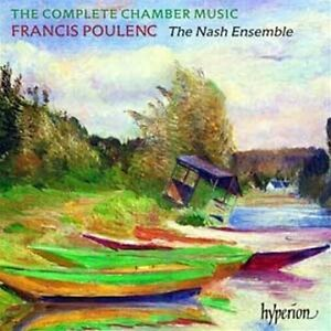 Francis Poulenc - Poulenc: The Complete Chamber Music (1999)