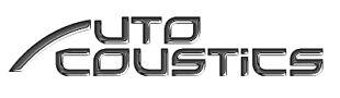 Auto Acoustics Speaker Cloth