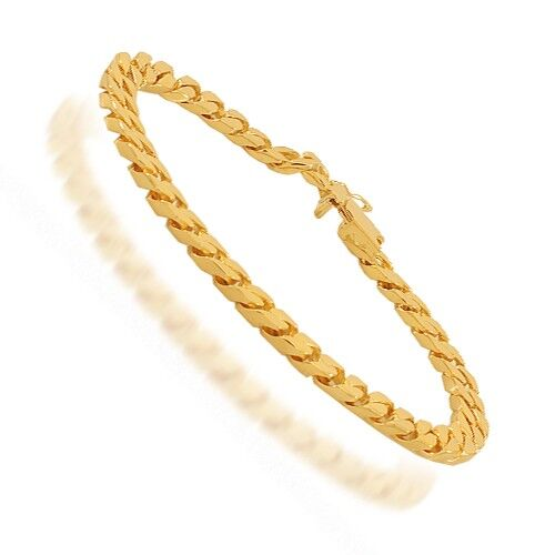 Men's Gold Bracelet Buying Guide