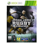 Microsoft Xbox 360 Rugby PAL Video Games