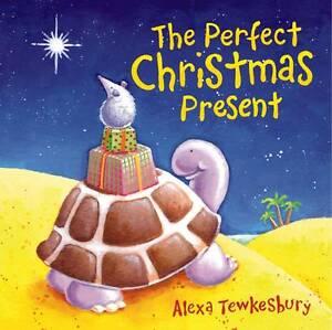 The Perfect Christmas Present Mini Book Alexa Tewkesbury Very Good Book