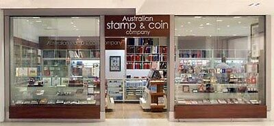 Australian Stamp and Coin Company