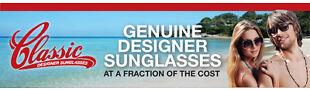 Classic Designer Sunglasses