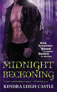 Midnight-Reckoning-by-Kendra-Leigh-Castle-Paperback-2012-paranormal-romance