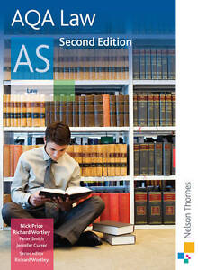 AQA-Law-AS-Second-Edition-Paperback