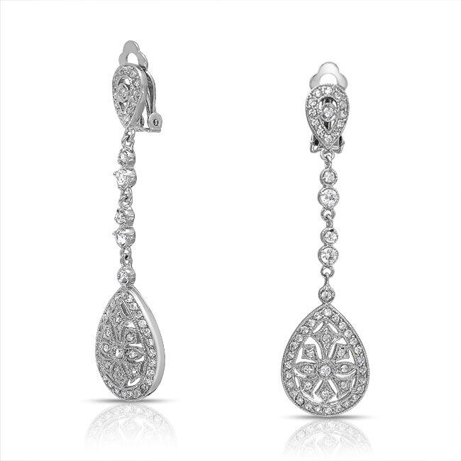Vintage Diamond Drop Earrings Buying Guide