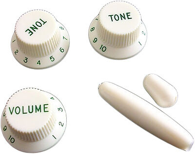Your Guide to Buying Control Knobs for Your Guitar