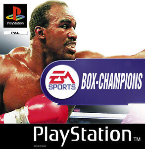 Box Champions (Sony PlayStation 1, 1998) - Bernau, Deutschland - Box Champions (Sony PlayStation 1, 1998) - Bernau, Deutschland