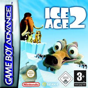 Ice Age 2 - Jetzt taut's - Nintendo GameBoy Advance Spiel - NEU/OVP in Folie