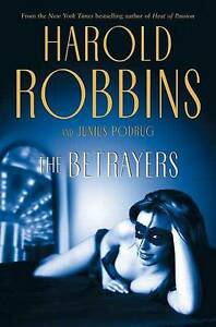 Podrug-Junius-Robbins-Harold-The-Betrayers-Book