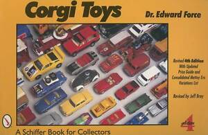 Corgi Toys (Schiffer Book for Collectors), Force, Edward, New Condition