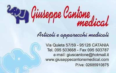 giuseppecantonemedical