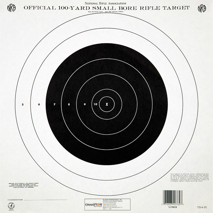 Your Guide to Buying a Shooting Target