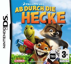 Ab durch die Hecke -- Pyramide Software (Nintendo DS, 2006)(H) 10341