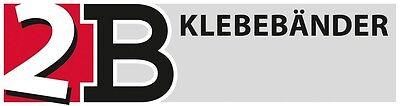 2B Klebebändder
