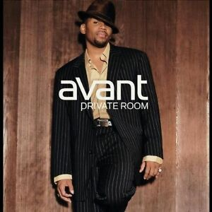 Avant - Private Room CD (New & Sealed)