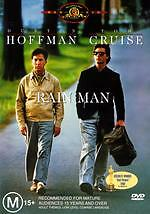 Rain Man (1988) Dustin Hoffman, Tom Cruise - NEW DVD - Region 4