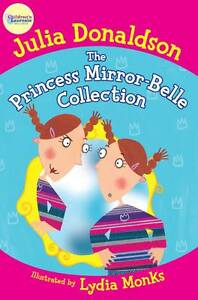 The-Princess-Mirror-Belle-Collection-Donaldson-Julia-Very-Good-Book