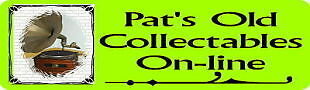 Pat's Old Bargains SALE ON NOW