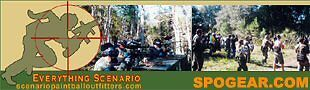SCENARIO PAINTBALL OUTFITTERS
