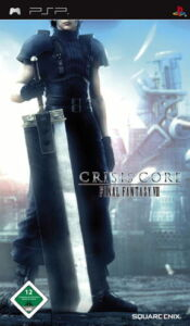 SONY PSP NEU/OVP FINAL FANTASY VII / 7 - CHRISIS CORE *VON SQUARE ENIX
