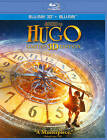 Hugo (Blu-ray Disc, 2013, 2-Disc Set, 3D)